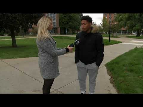 Robberies on Buffalo State Campus