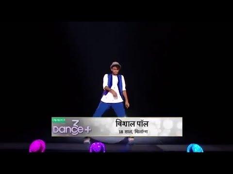 Dance Plus 3   27th August Vishal Paul Performance   Full Video