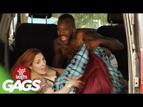 NEW Just to Laugh Gags   BEST of People Pranks [1080P] HD 2019