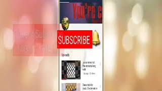 Chess Trick and Trap | Fishing Pole Trap For Black |Ruy Lopez|