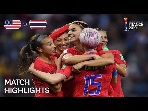 usa-v-thailand---fifa-women's-world-cup-france-2019™