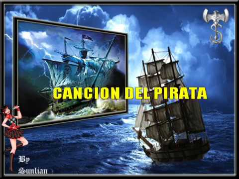 LA CANCION DEL PIRATA 1 Karaoke