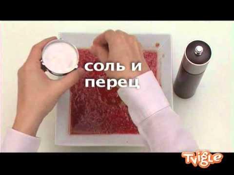 Рецепт готовить Лингвини с пассатой