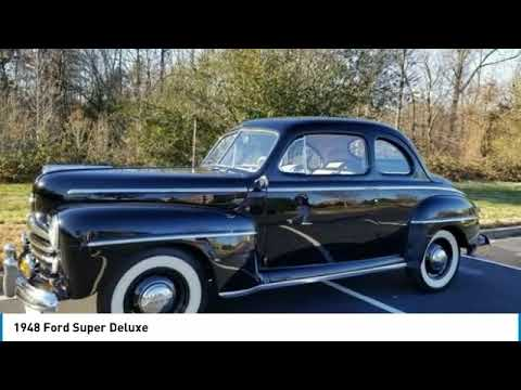1948 Ford Super Deluxe 444050
