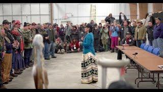 Dear Veterans: Welcome to Standing Rock