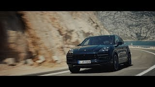 The new Cayenne: a sportscar for five. thumbnail