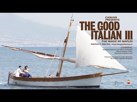 Caruso presents: The Good Italian III - The Magic of Naples - starring Giancarlo Giannini