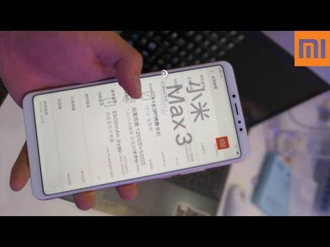 Xiaomi Mi Max 3 - Best Phablet in the Market