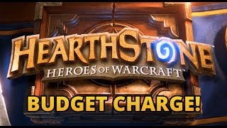 ★ Hearthstone - Budget Warrior Charge Deck (Balanced Warrior Deck) (w/ Kestalkayden)