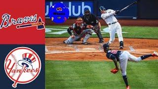 Yankees vs Braves Highlights (High Scoring Game) | (8/11/2020 Breakdown voiced by Wheels)