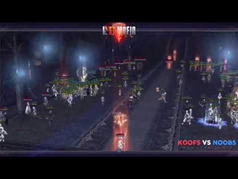 Koofs Vs Noobs Videos | L2mafia Interlude Lineage2 PvP Server