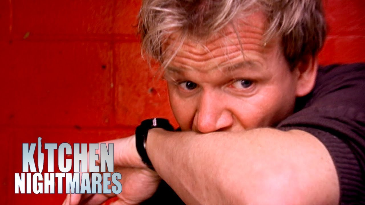 Is This The Most Disgusting Restaurant in Kitchen Nightmares ...