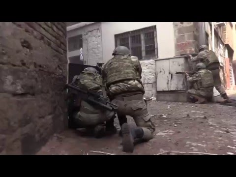 Real Counter Strike!!! Turkish Soldier VS Communist Terrorist PKK.