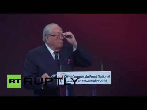 France: Jean-Marie Le Pen blasts immigration, Islam