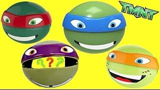 Teenage Mutant Ninja Turtles TMNT Snack O Spheres with Toys Unlimited