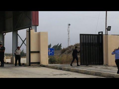 Riaperto dopo 3 anni valico di frontiera fra Giordania e Siria