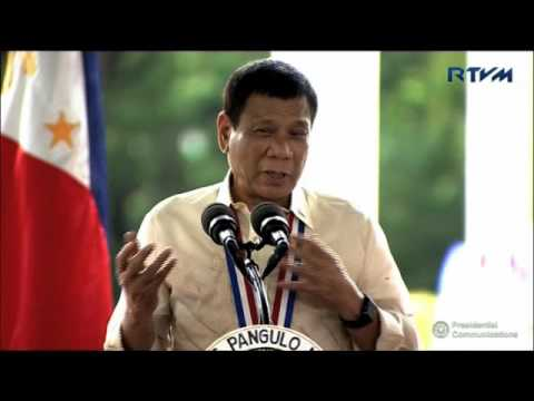 Duterte to China: Treat Filipinos as brothers, not enemies