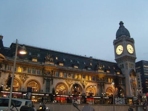 Paris: Gare de Lyon
