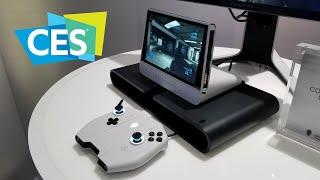 Alienware Concept UFO Nintendo switch on Steroids CES 2020