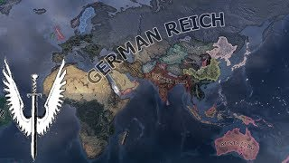 Restoring Prussian Dominance in Hearts Of Iron 4 (Timelapse/Speedrun)