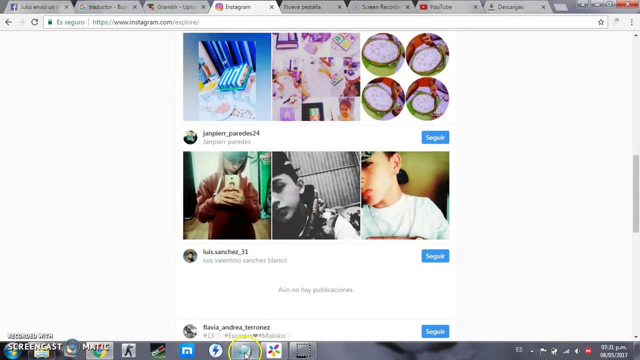 como mandar mensajes en instagram