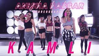 Kamli Dance | Anisha Babbar Choreography | Dhoom 3