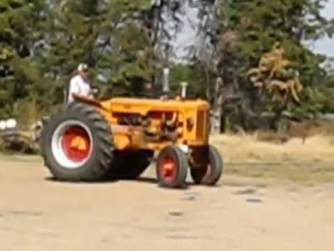 Minneapolis Moline G tractor for sale | sold at auction October 31, 2012