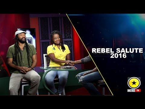Tony Rebel & Daughter Explain Herb Curb