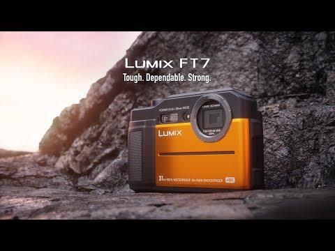 [NEW] Introducing Panasonic LUMIX FT7/TS7