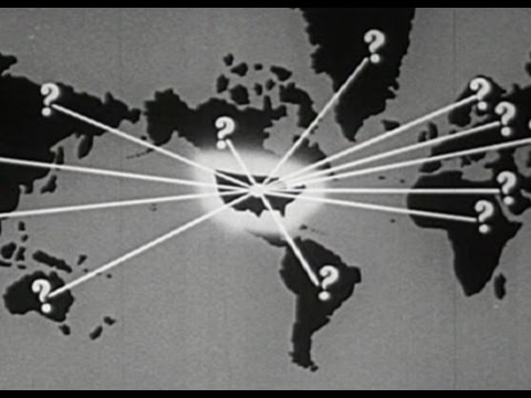 """Reel America: """"Round Trip: The USA in World Trade"""" - 1952 Preview"""