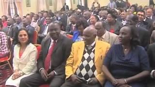 Mwenyekiti Wa ODM, Nairobi George Aladwa Atiwa Nguvuni
