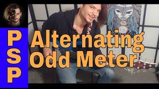 #15/50(+1) Basic Slap Patterns - Alternating Odd Meter - (Pop-Slap-Pop)