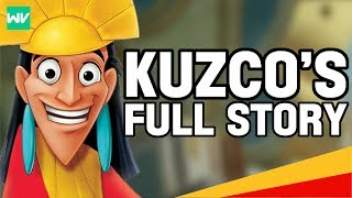 Emperor Kuzco's FULL Story - Father, Backstory & Legacy Explained: Discovering Disney