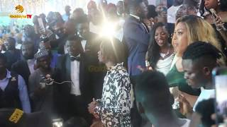 NAIRA MARLEY'S PEFROMANCE AT FARIDAH AND SANNI WEDDING