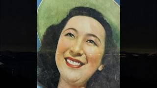 説明 1951年(昭和26年)、SPからによる灰田勝彦さんによる素敵な歌唱...