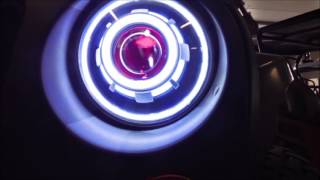LED projectors Devil Eye, Style G