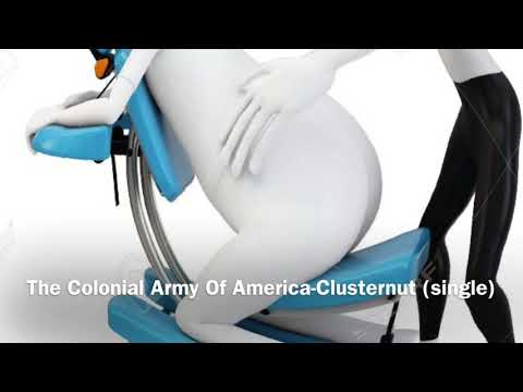 Clusternut-The Colonial Army Of America (Single)
