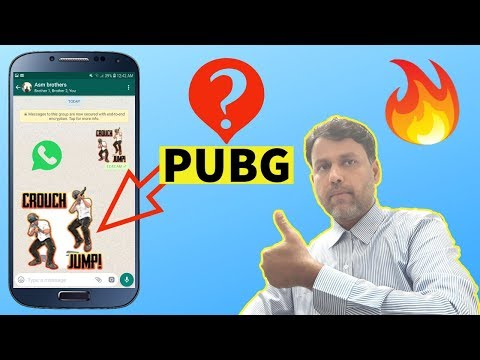Download How To Add Pubg Stickers To Whatsapp In Tamil Tips