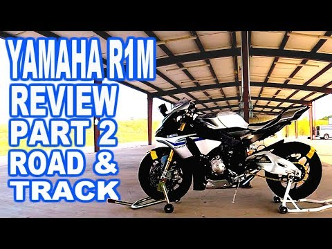 download DON'T BUY A YAMAHA R1M IF YOUR'E A NOOB - ROAD AND TRACK REVIEW PART 2