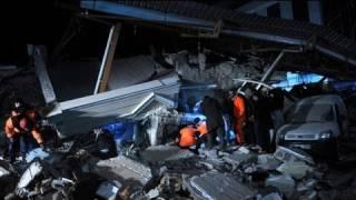 سبعة قتلى على الأقل إثر هزة أرضية شرق تركيا