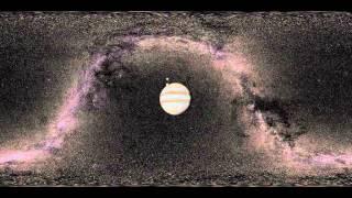 Galilean moon orbits from Callisto into Jupiter