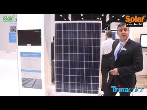 Solar Power International 2013 – Trina Solar – Dual Glass