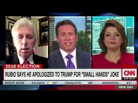 Jeffrey Lord  Ana Navarro clash over Donald Trump  more on CNN  FULL Interview 05302016