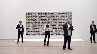 Vox Clamantis. Hommage to Arvo Pärt in the Gerhard Richter Exhibition at Fondation Beyeler