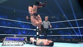 Neville vs. King Barrett – WWE World Heavyweight Championship Tournament: SmackDown, Nov. 12, 2015