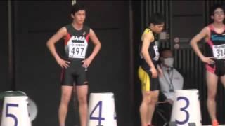 日本ジュニア室内陸上競技 大阪大会 2016  男子中学60m 決勝