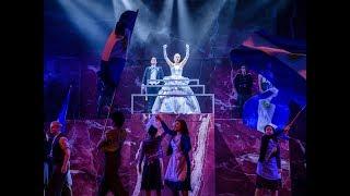 Theaterpromo EVITA de musical 2018