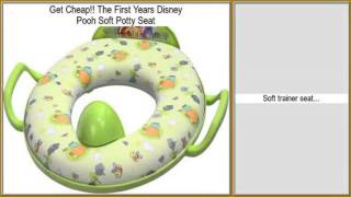 The First Years Disney Pooh Soft Potty Seat Review