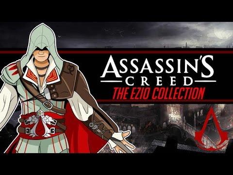 Asesinato de Emilio y Tumbas de Asesinos   Assassins Creed II Ep. 13   The Ezio Callection