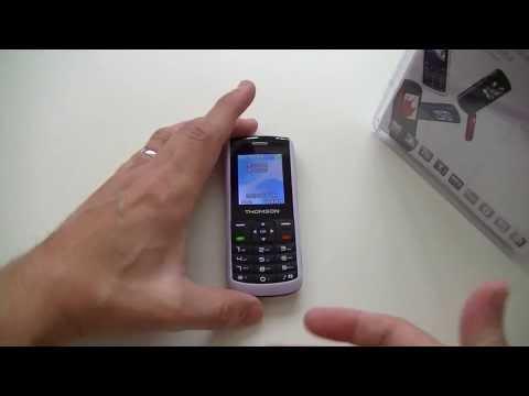Test du Thomson TH1035M (Nimble) | par Top-For-Phone.fr